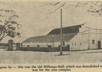 28-8-16a Hall opening 1979. National Trust